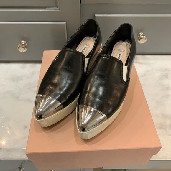 Miu Miu Shoes | Miu Miu Platform